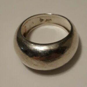 Silpada dome ring